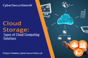 Types of Cloud Computing Solutions